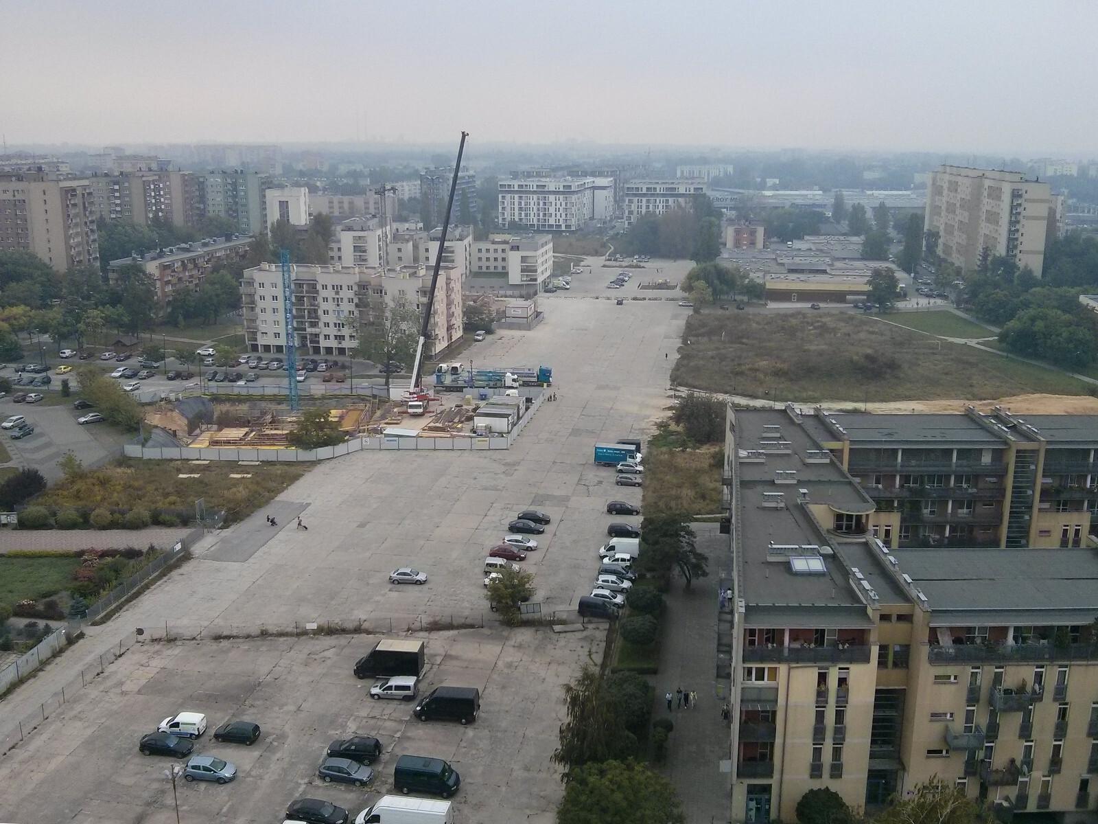 Pas startowy dawnego lotniska w Czyżynach objęty nowym planem zagospodarowania przestrzennego w Czyżynach