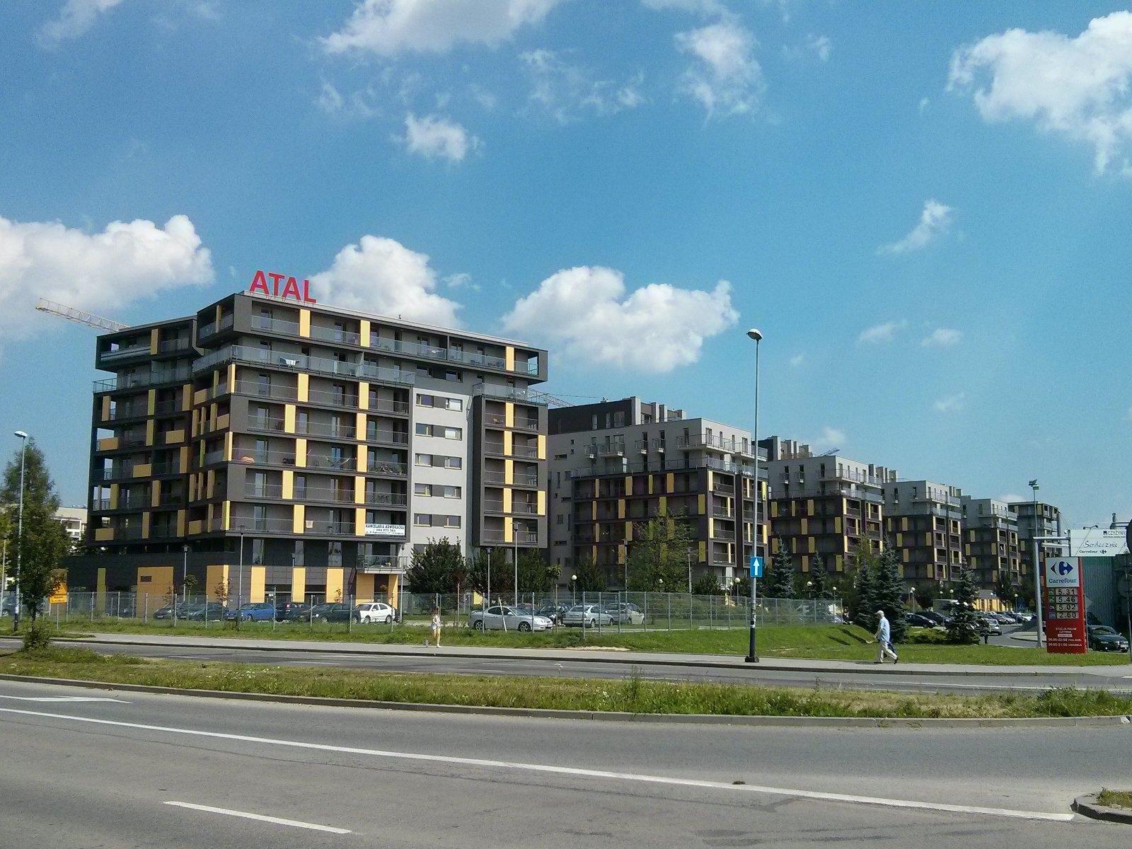 Nowe osiedla mieszkaniowe w Krakowie - Czyżyny