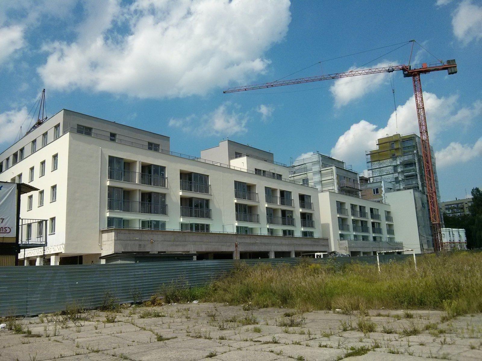 Nowa inwestycja mieszkaniowa w Czyżynach przy Hynka