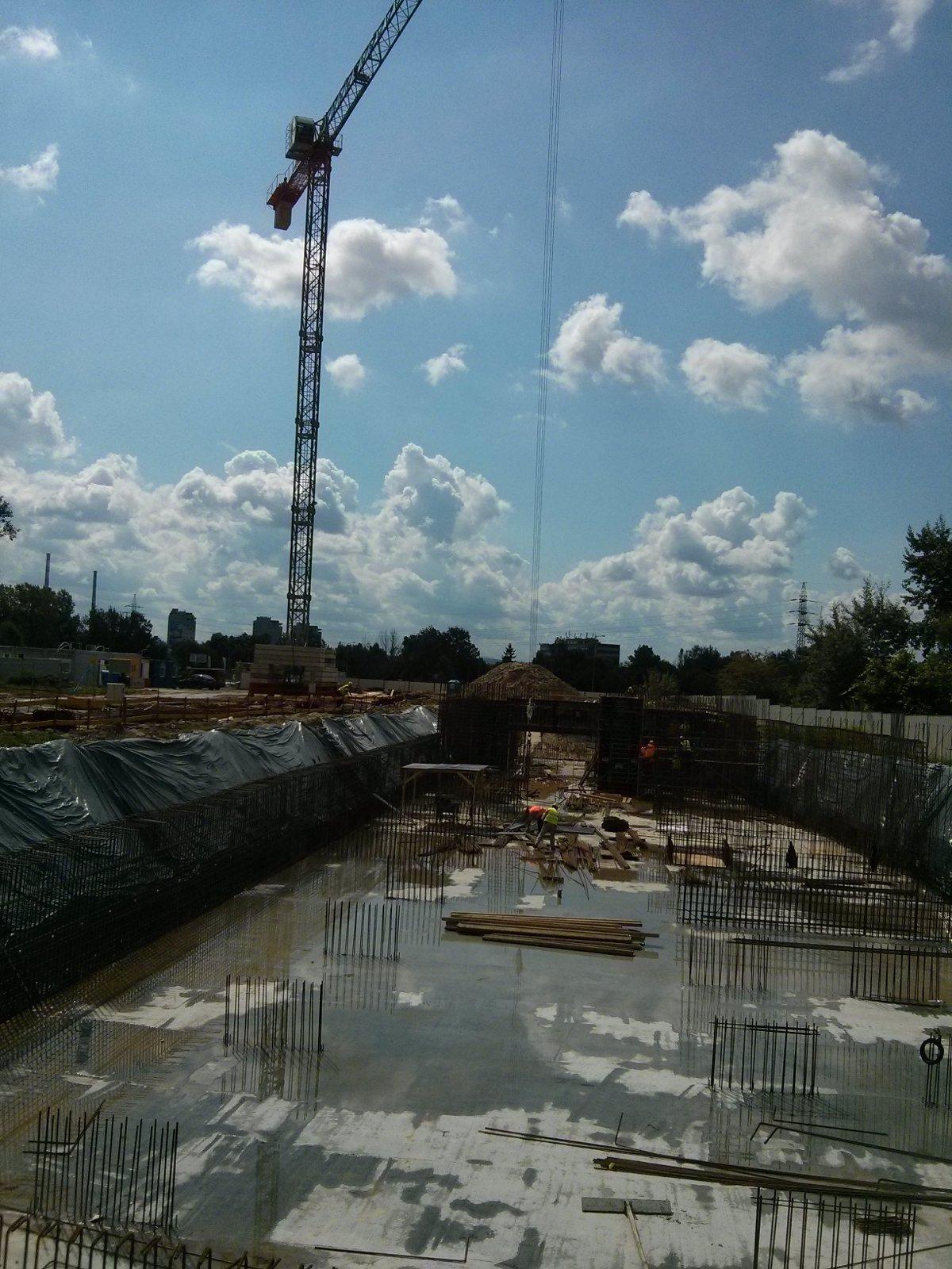 Orlińskiego 4 - Budimex buduje bloki w Czyżynach