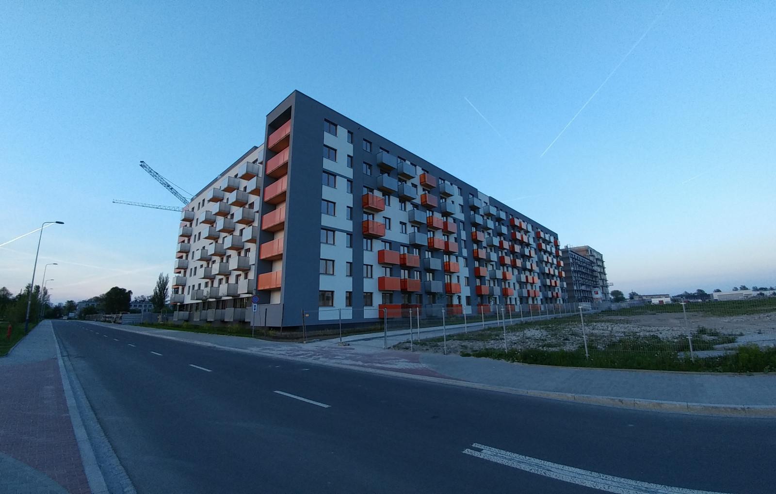 Zdjęcia osiedla Centralna Park w Krakowie