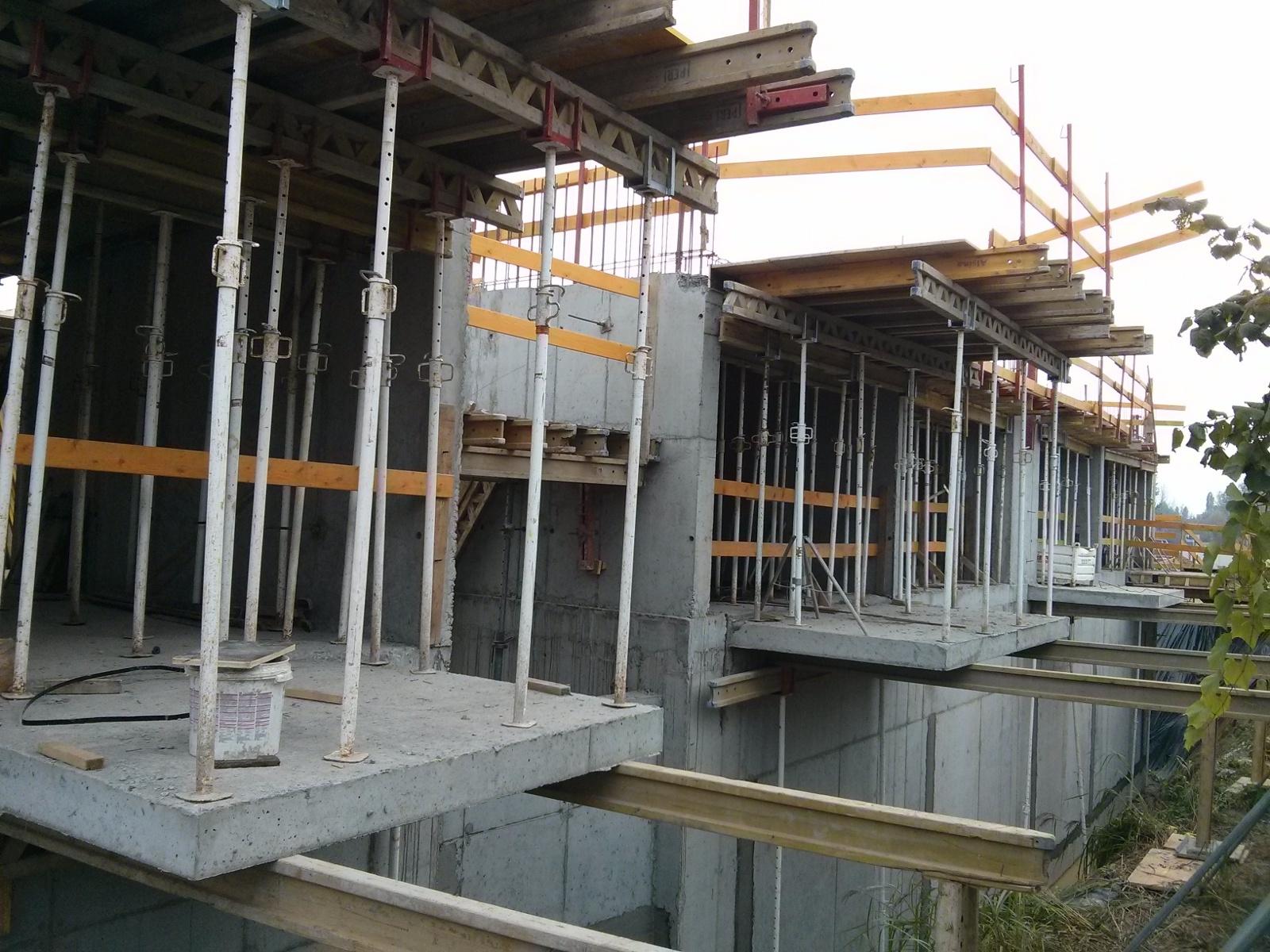 Budowa mieszkań w Nowych Czynach Budimexu