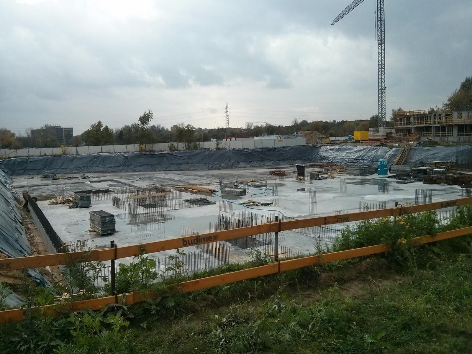 Budimex buduje blok na Orlińskiego 6 w nowych Czyżynach