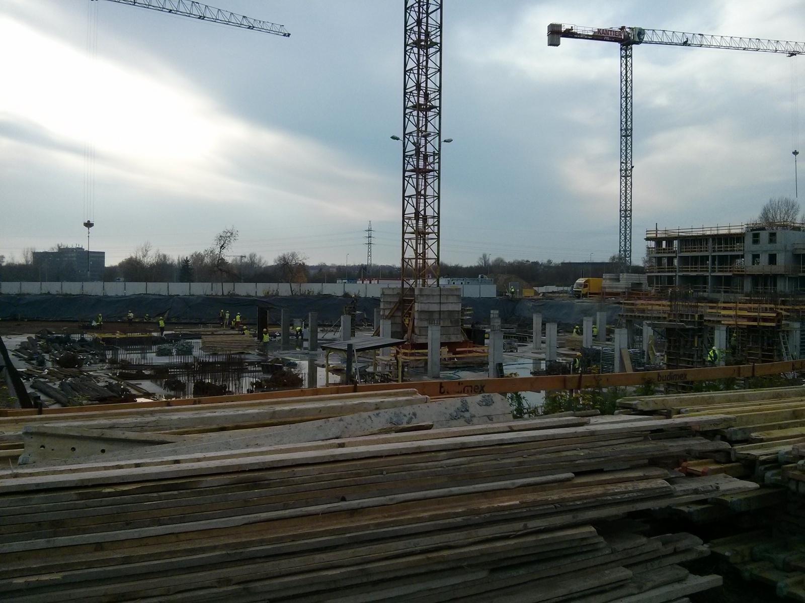 Deweloper Budimeks Nieruchomości stawia inwestycję Orlińskiego 6