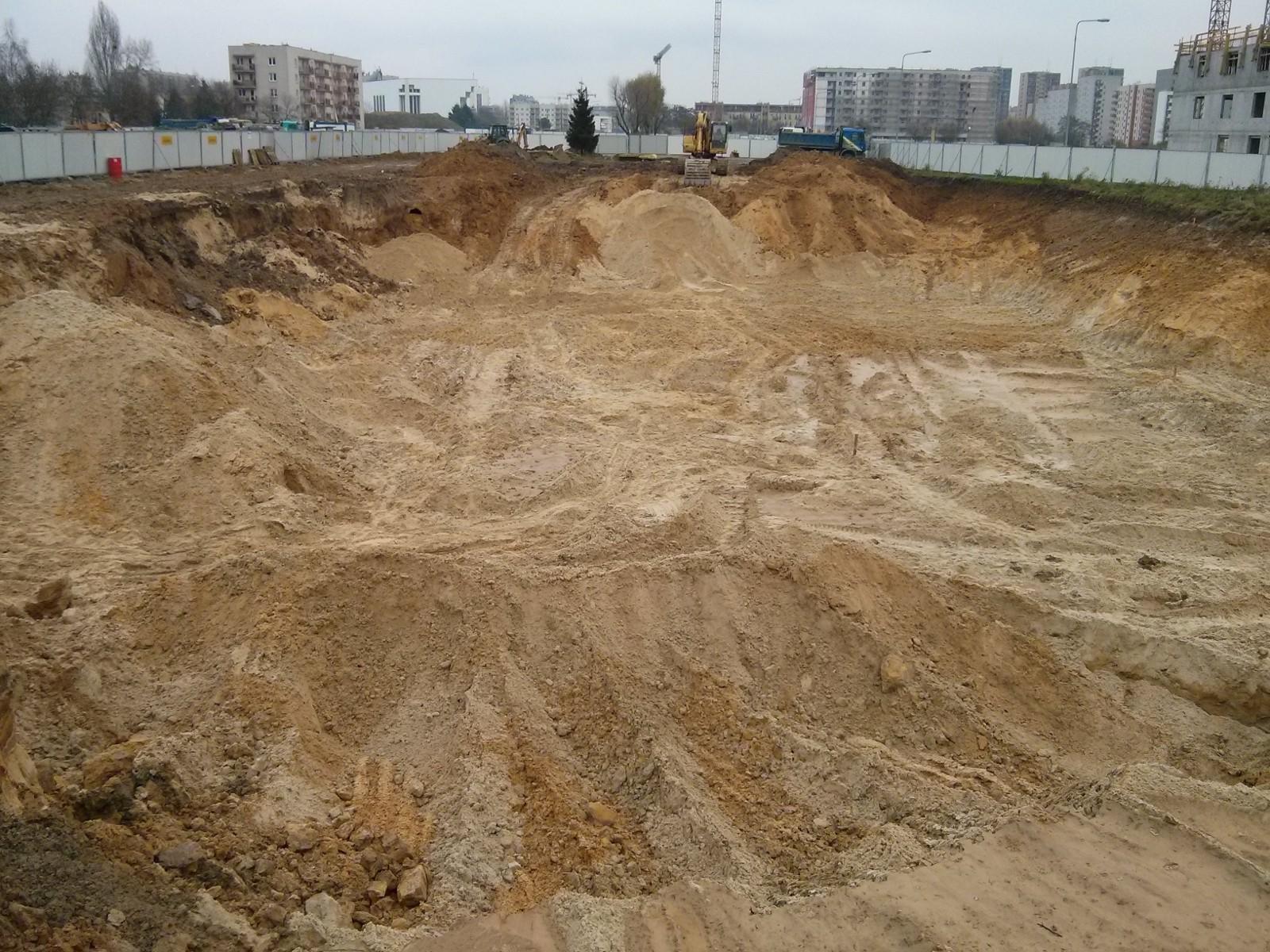 Budowa nowych mieszkań przez Budimex na Orlińskiego 1