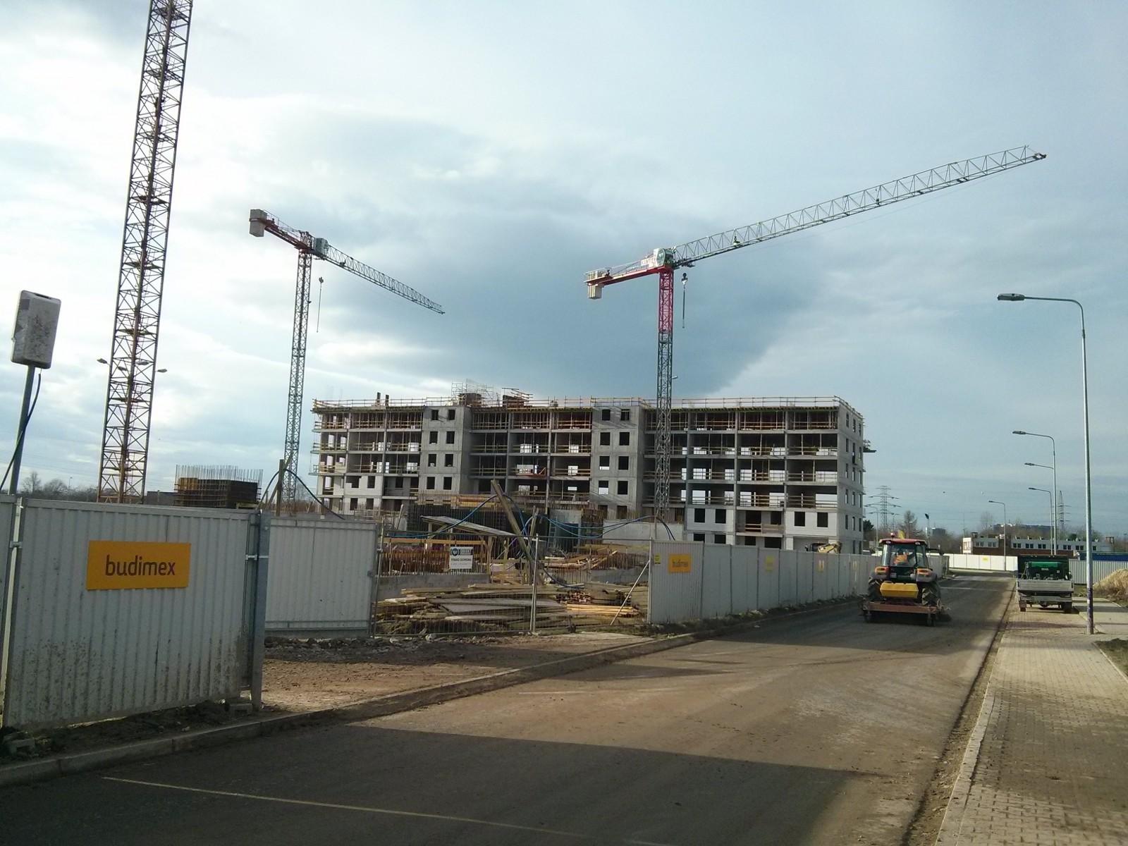 Budimex buduje nowe mieszkania w Krakowie Czyżynach