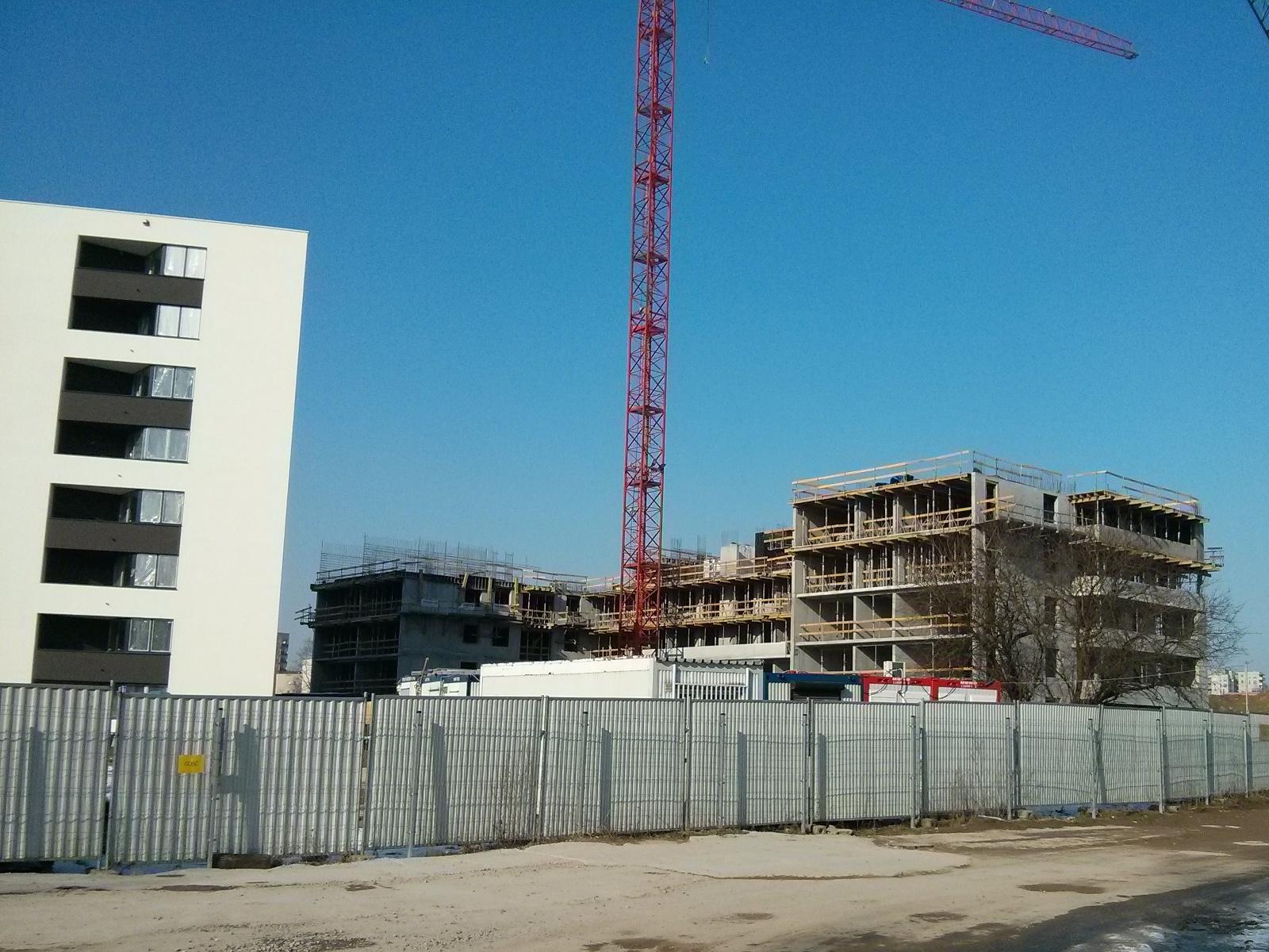 Osiedle Avia w Czyżynach - nowe tanie mieszkania