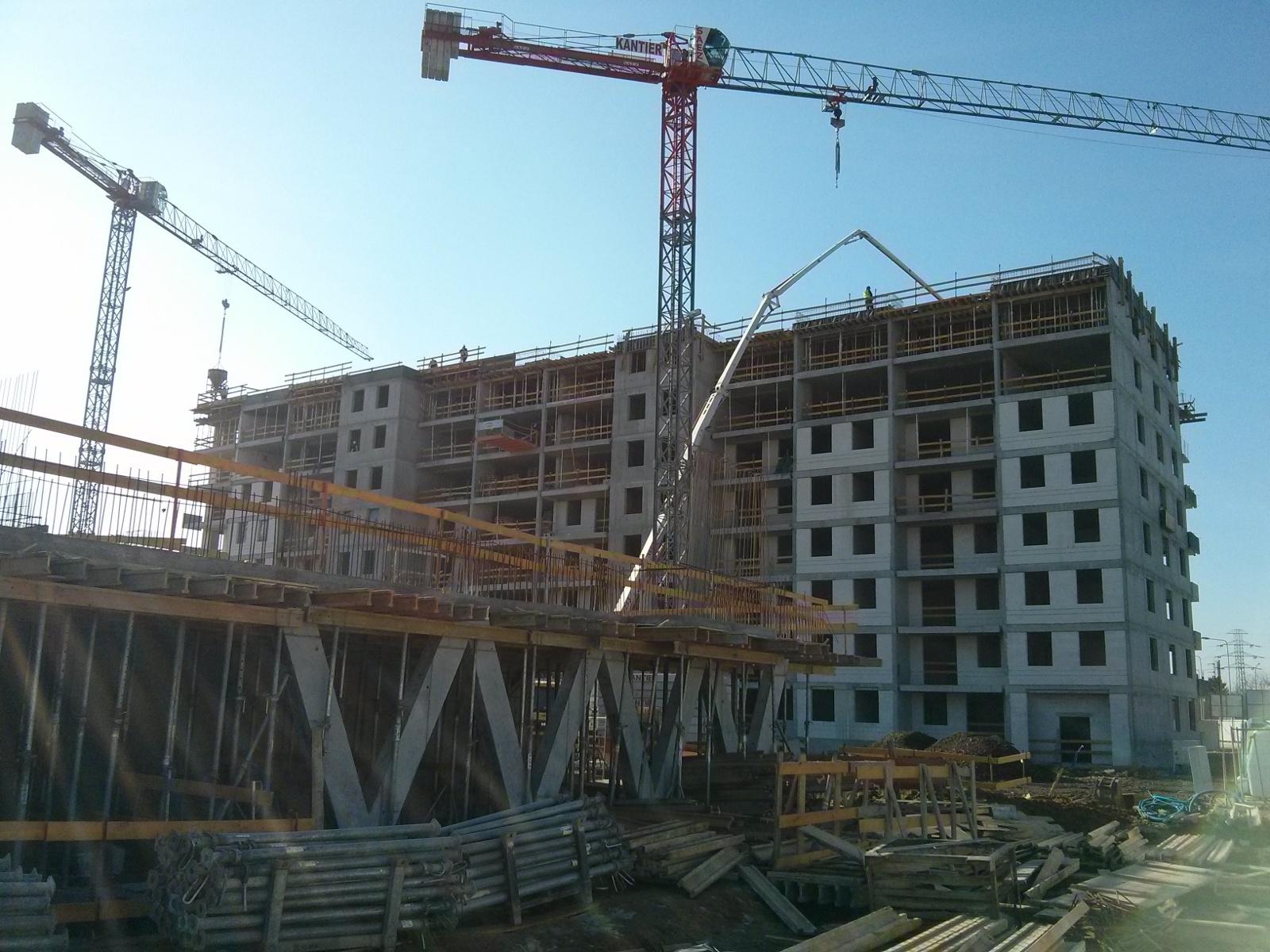 Deweloper Budimex buduje nowe tanie mieszkania przy Orlińskiego 4 w Krakowie