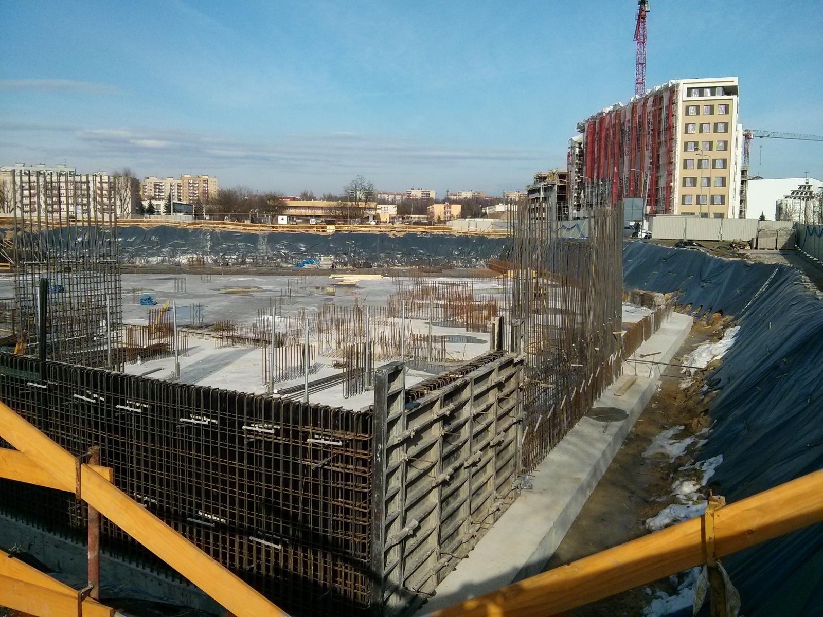 Budimex buduje osiedle Avia 5 w Krakowie
