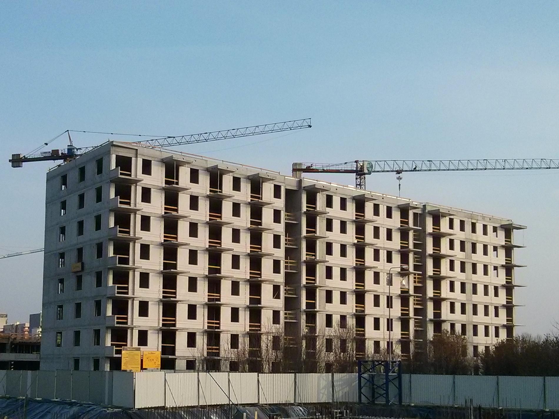 Orlińskiego 4 - nowe tanie mieszkania od Budimexu w Krakowie