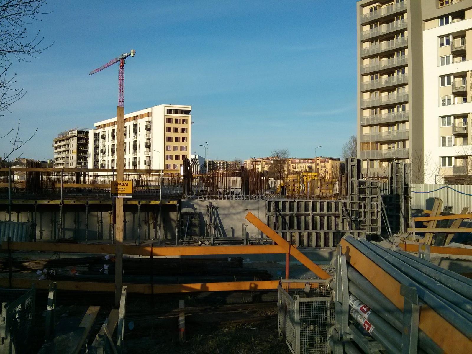 Budimex buduje tanie mieszkania na osiedlu Avia w Krakowie