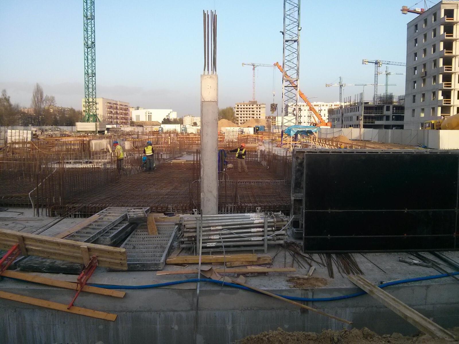 Budowa nowych mieszkań w Krakowie - Orlińskiego 1