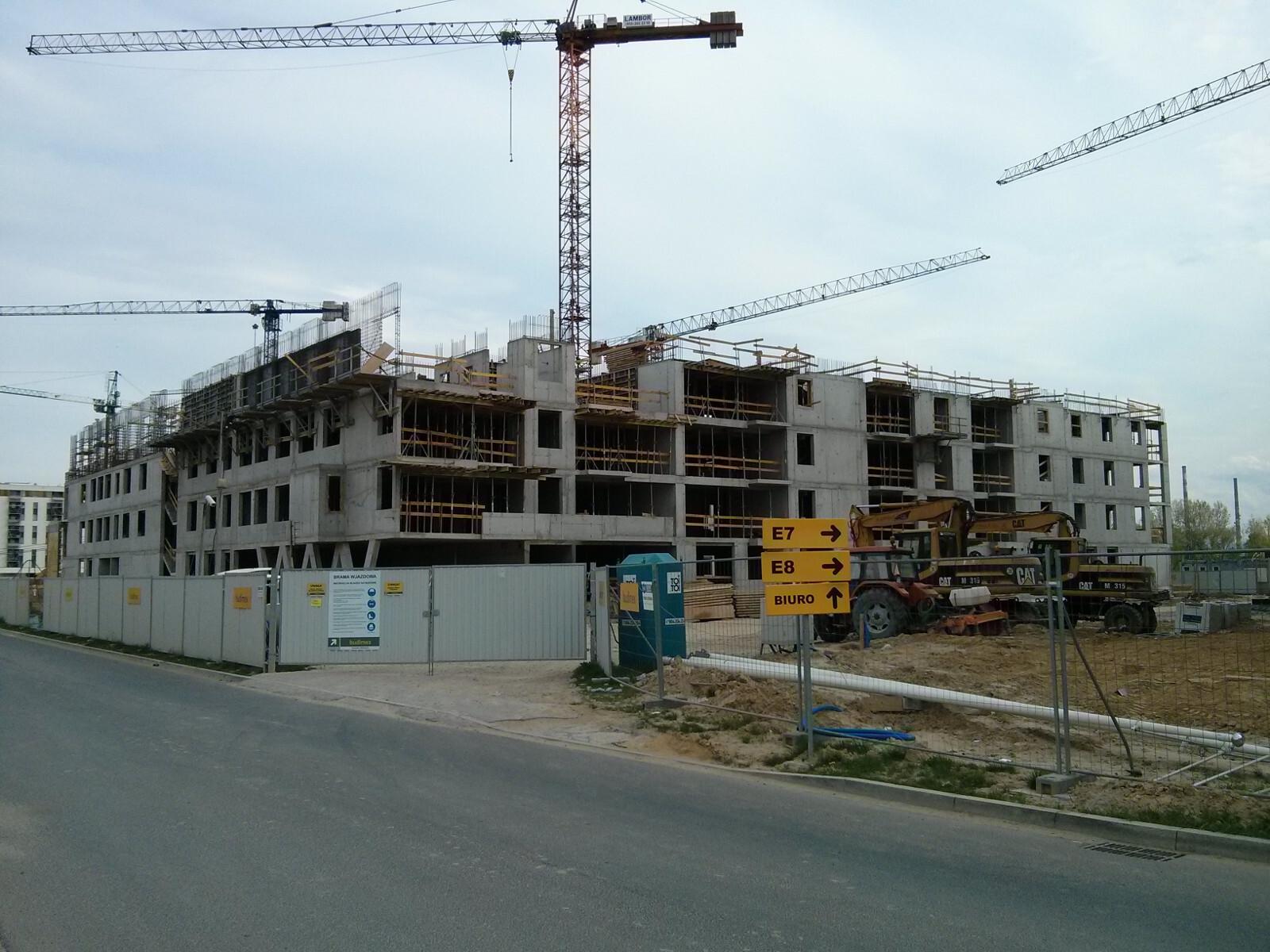 Nowe mieszkania na Orlińskiego 6 w Czyżynach