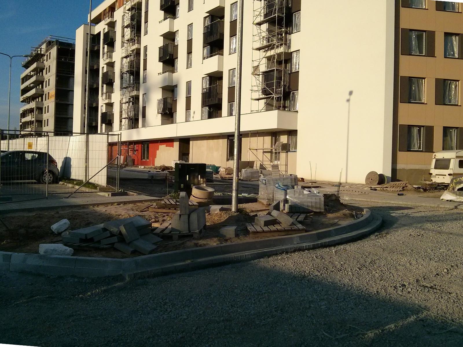 Osiedle Avia 4 - Budimex kończy nowe mieszkania w Krakowie