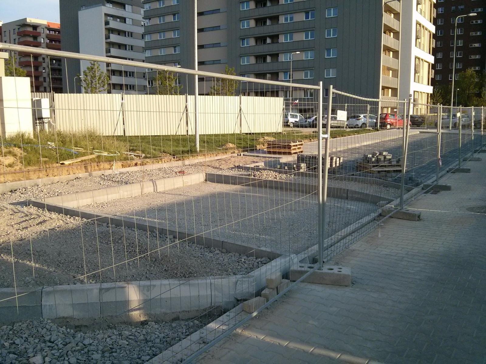 Budynek Avia 4 - kończenie nowych mieszkań w Czyżynach
