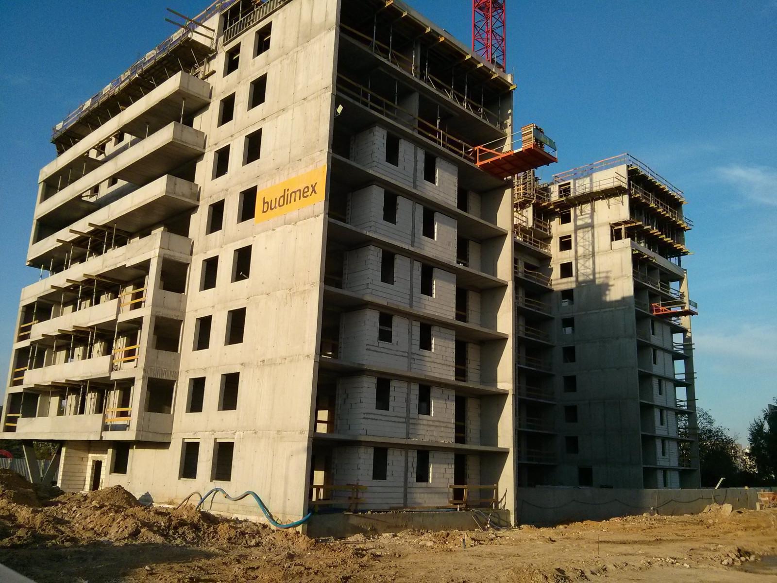 Budimex Nieruchomości buduje osiedle Avia 2 w Krakowie Czyżynach