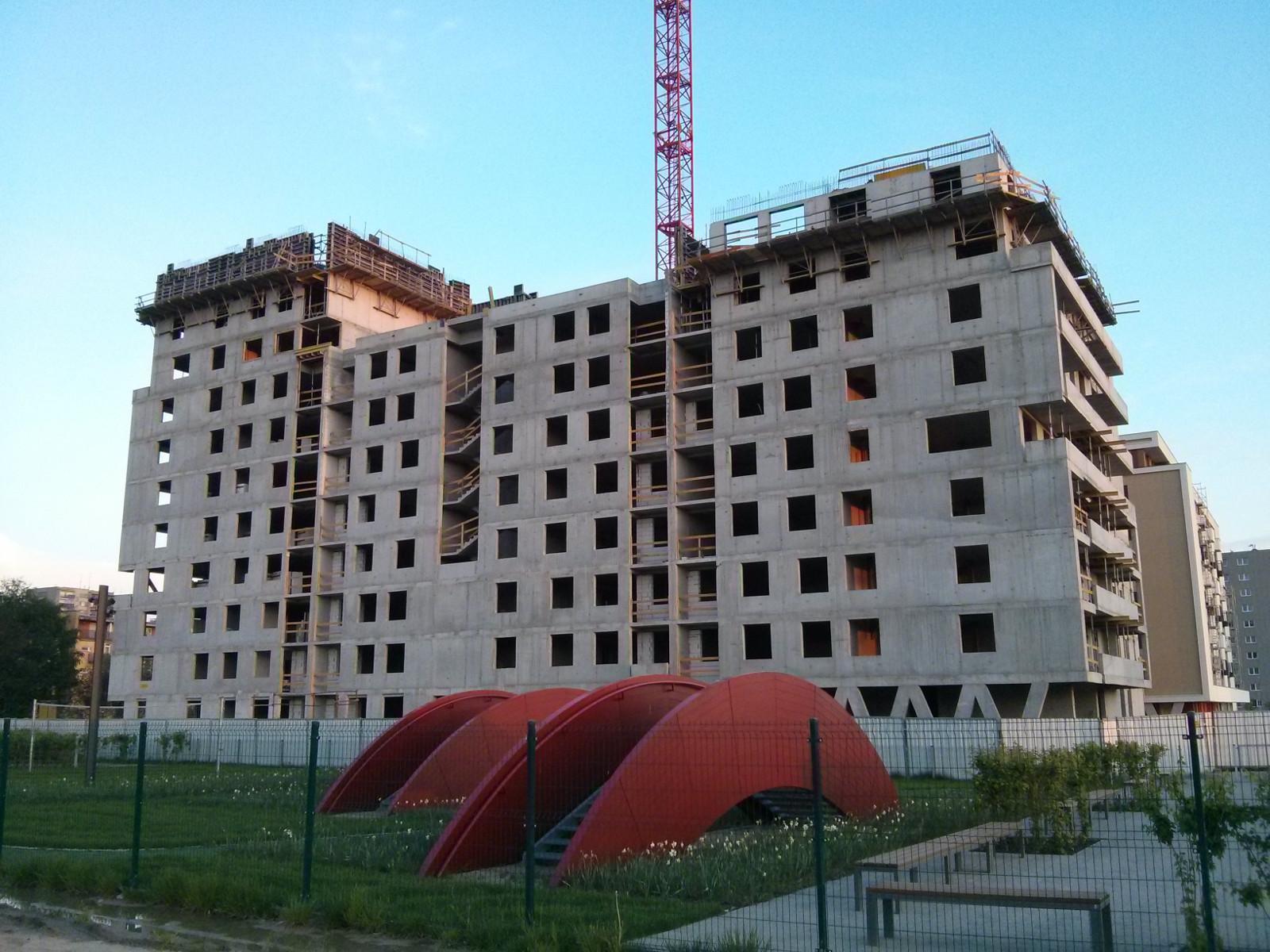 Tanie mieszkania od Budimexu w Krakowie - osiedle Avia 2 z MdM