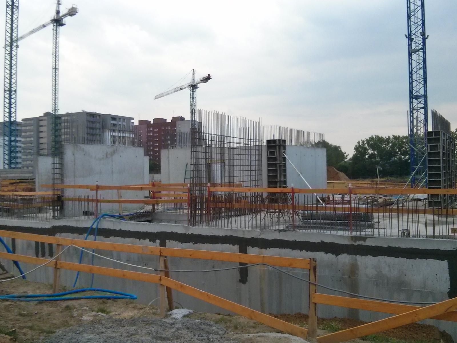 Budimex buduje tanie mieszkania na Orlińskiego w Krakowie