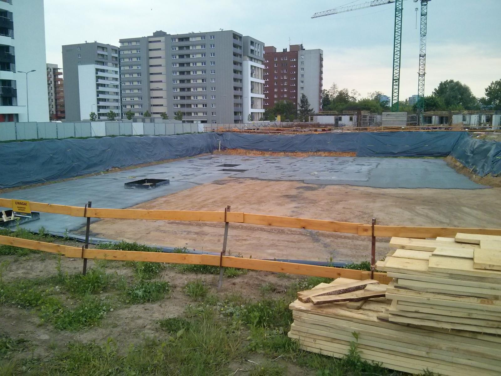 Tanie nowe mieszkania w Krakowie - budowa osiedla Avia 3 od Budimexu