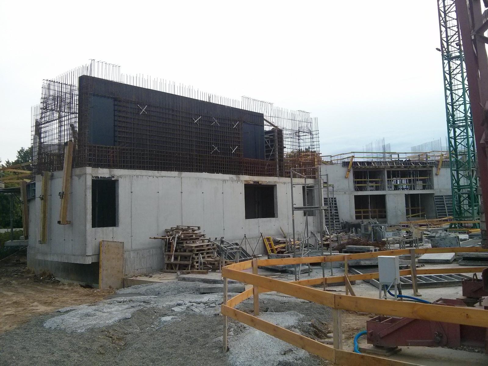 Nowe mieszkania Budimex - powstawanie osiedla Avia 5