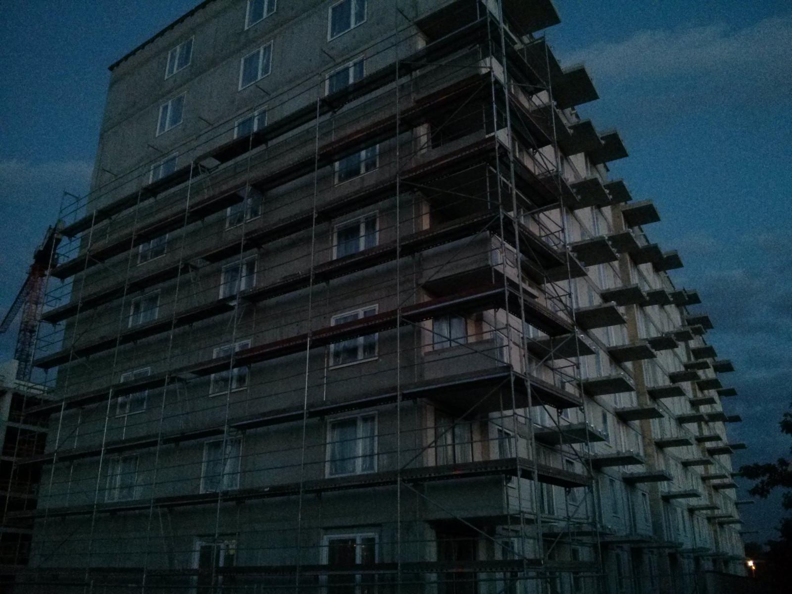 Blok Orlińskiego 4 - nowe tanie mieszkania w Krakowie