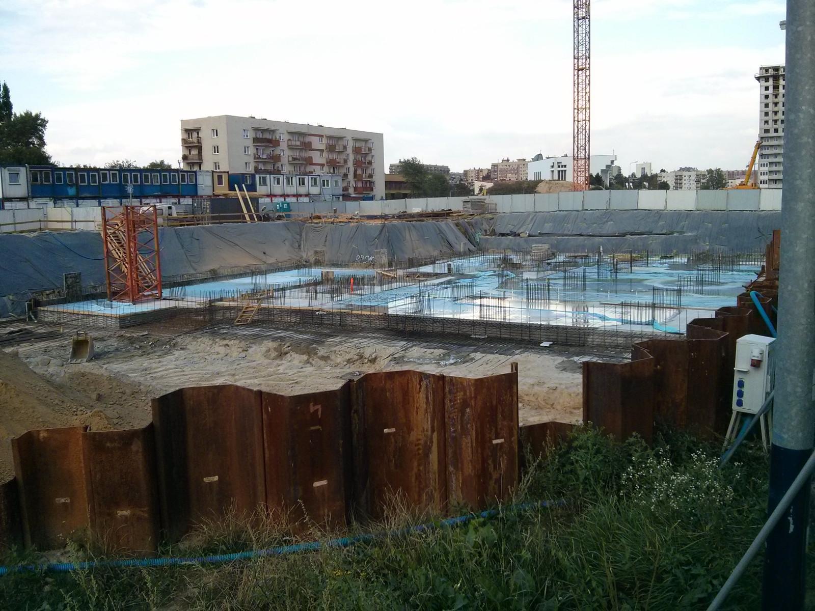 Budimex buduje nowe tanie mieszkania z MdM w Czyżynach Krakowie