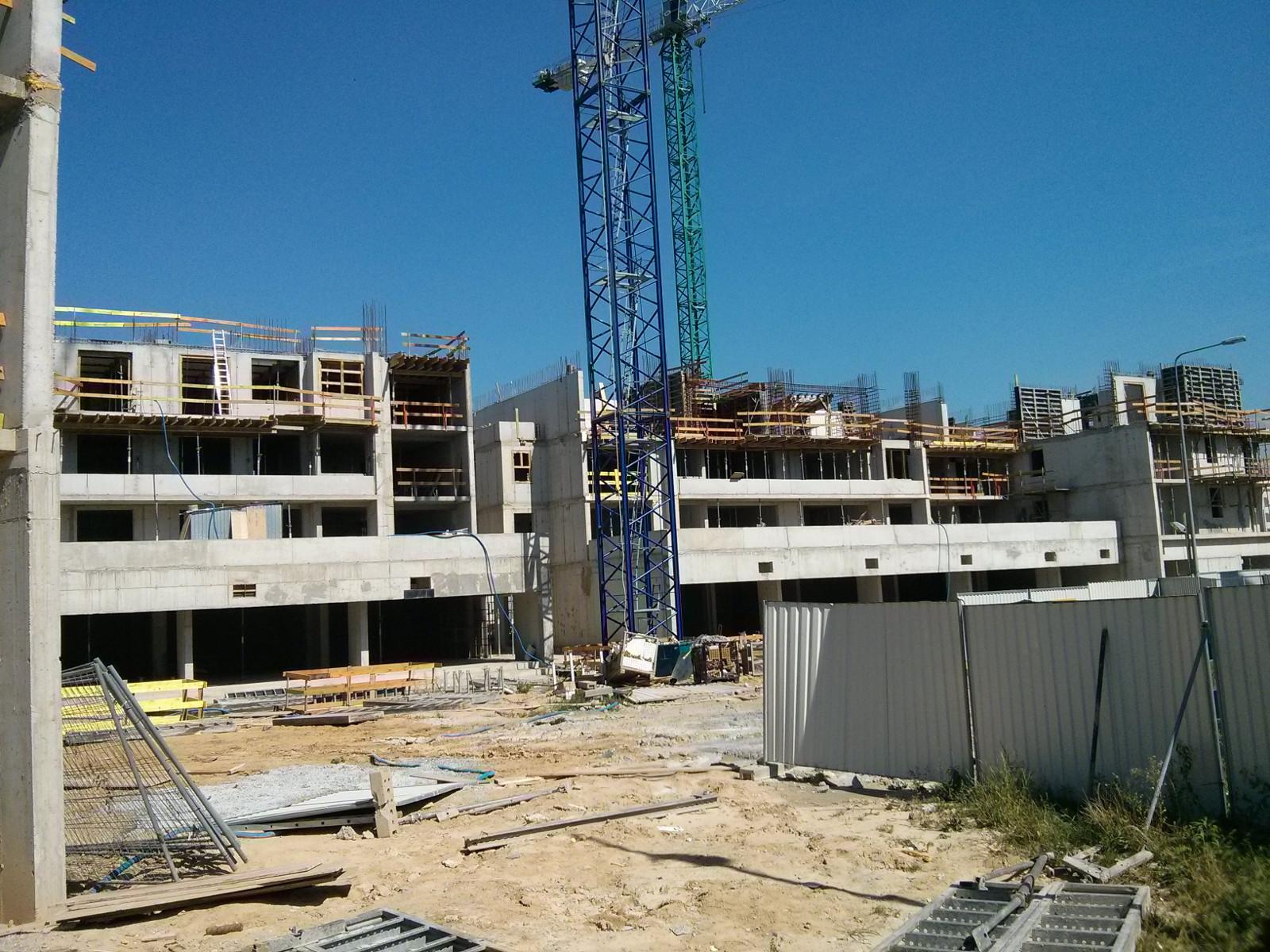 Budimex Nieruchomości stawia lokale mieszkaniowe z MdM w Czyżynach