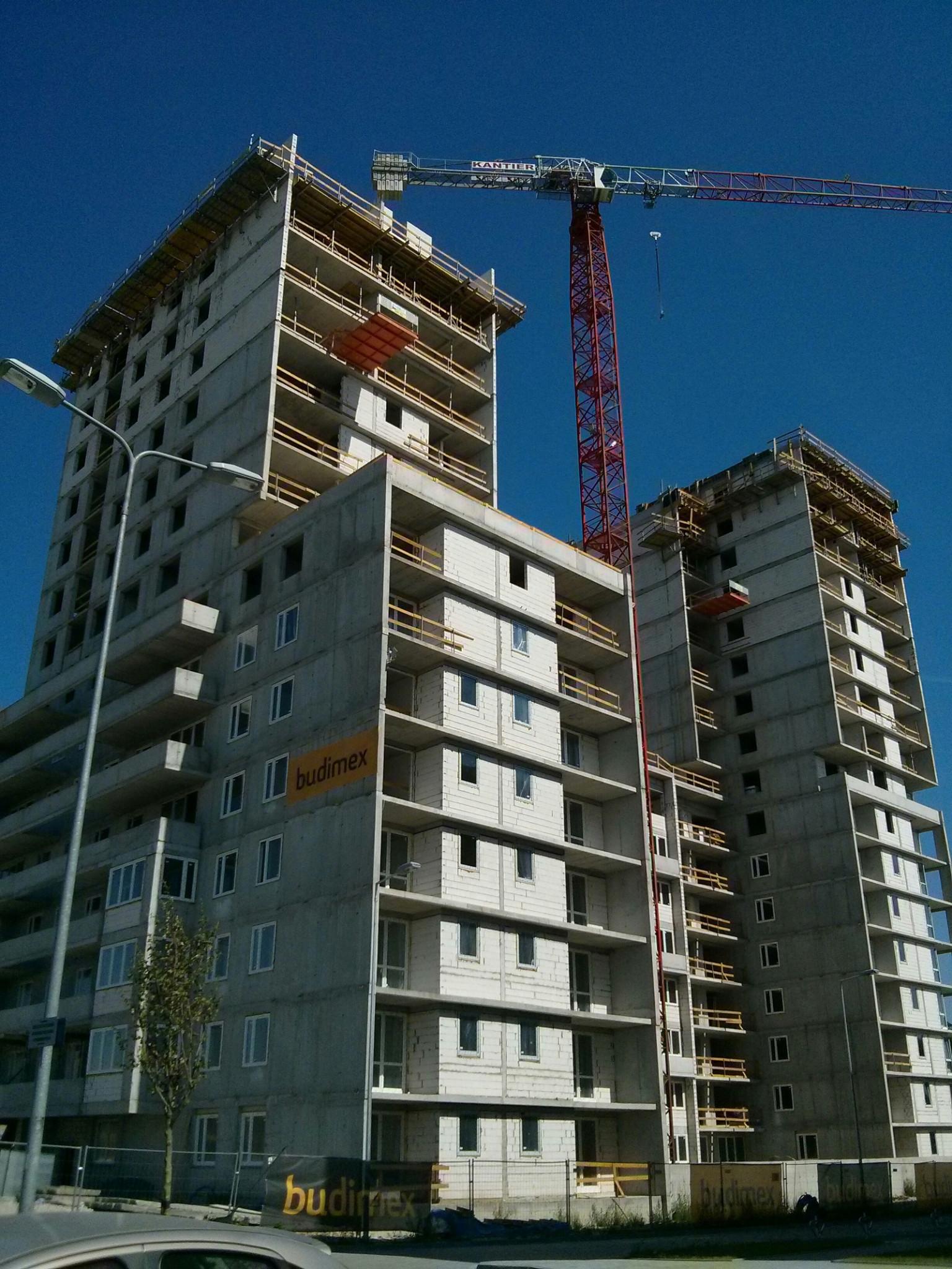 Deweloper Budimex kończy budowę osiedla Avia 2 w krakowskich Czyżynach