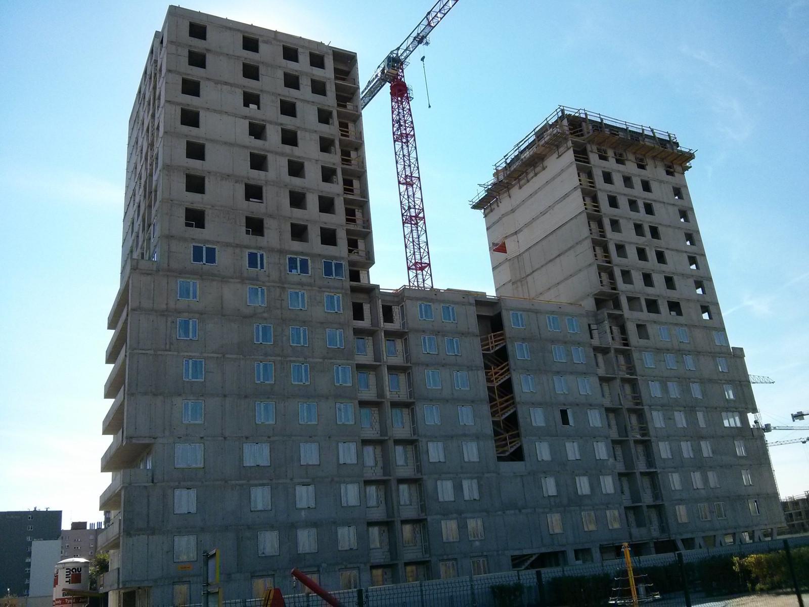 Tanie mieszkania w Krakowie Czyżynach - osiedle Avia 2 Budimexu