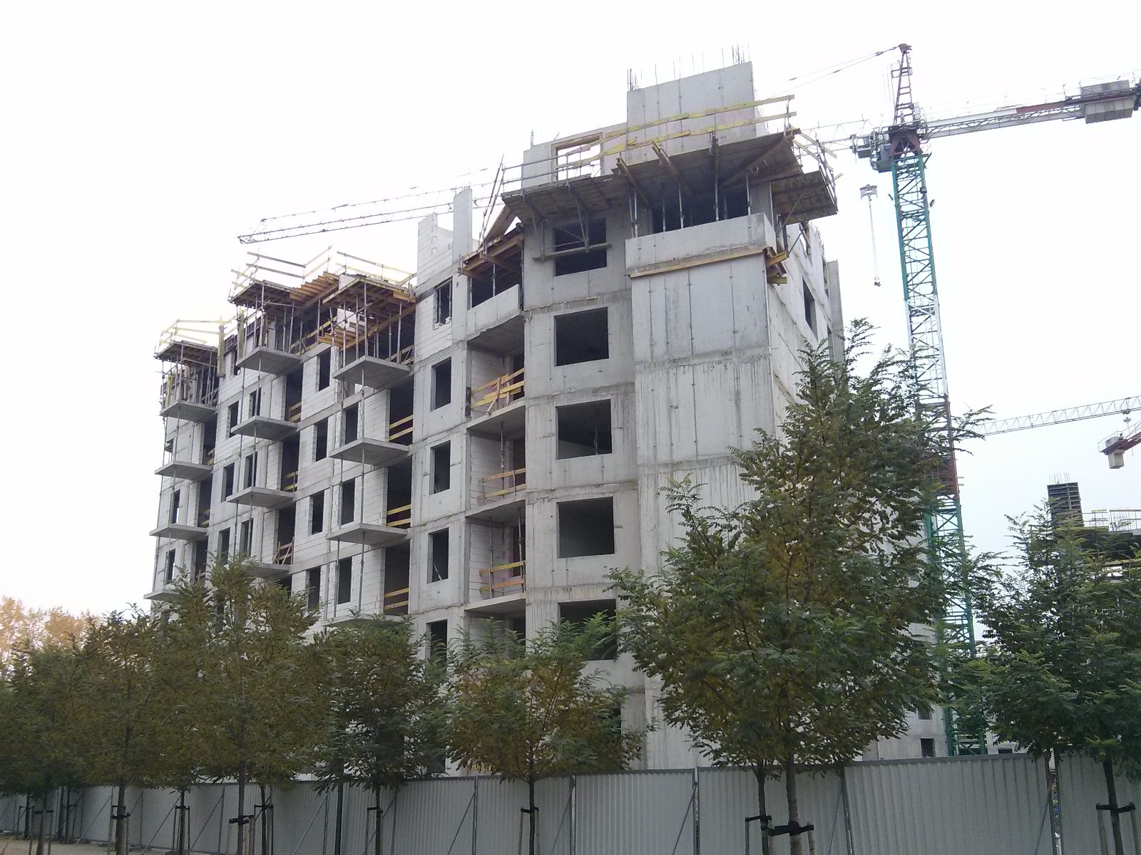 Nowe mieszkania od Budimexu w Krakowie os Avia 5