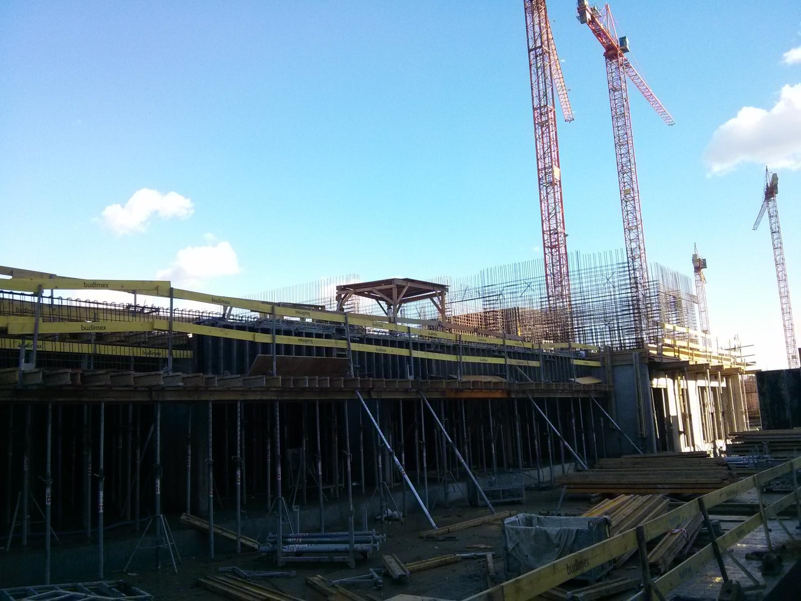 Orlińskiego 3 - budowa tanich mieszkań w MdM w Krakowie Czyżynach