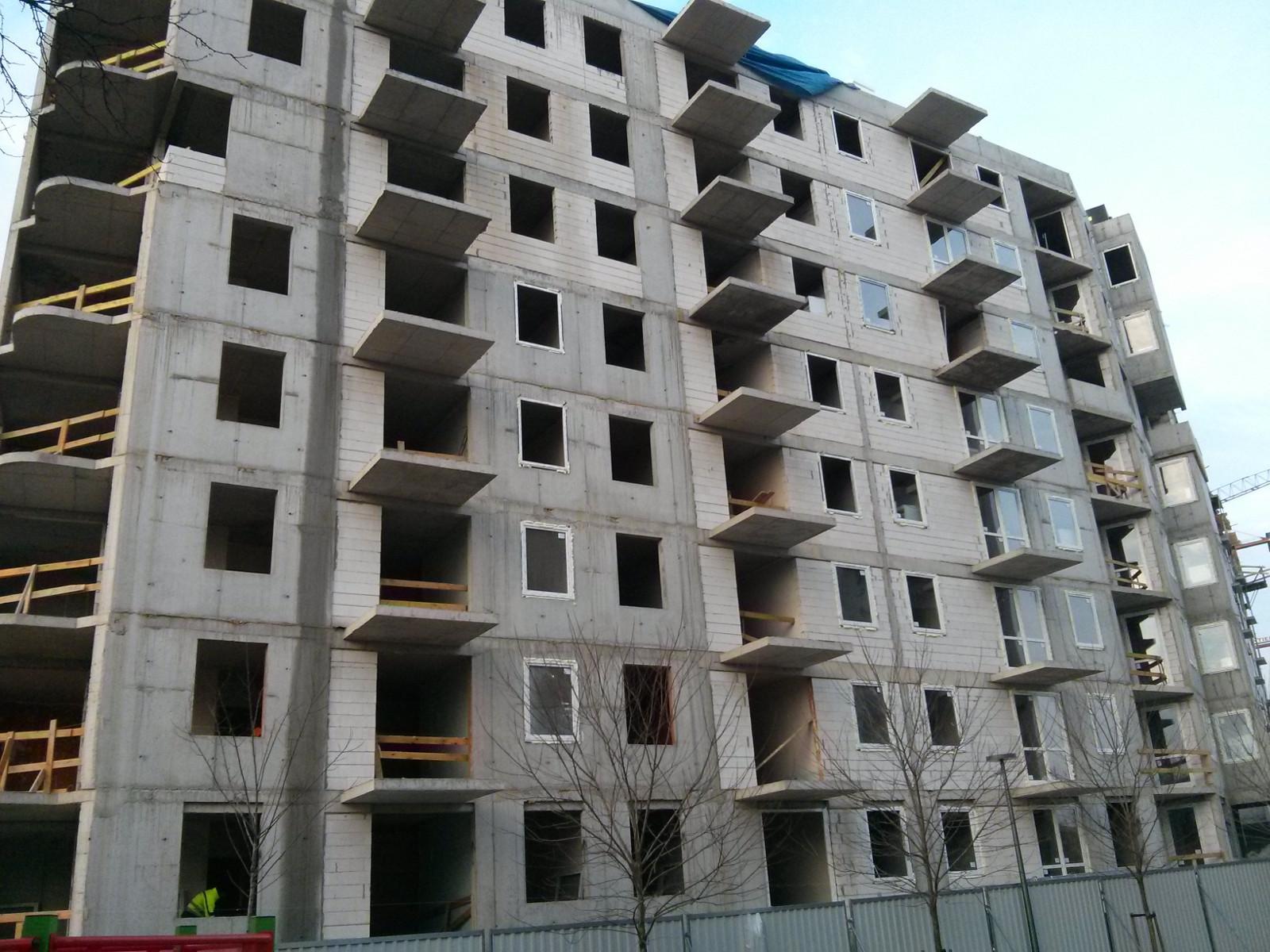 Nowe tanie mieszkania na osiedlu Avia 5 - Budimex stawia blok