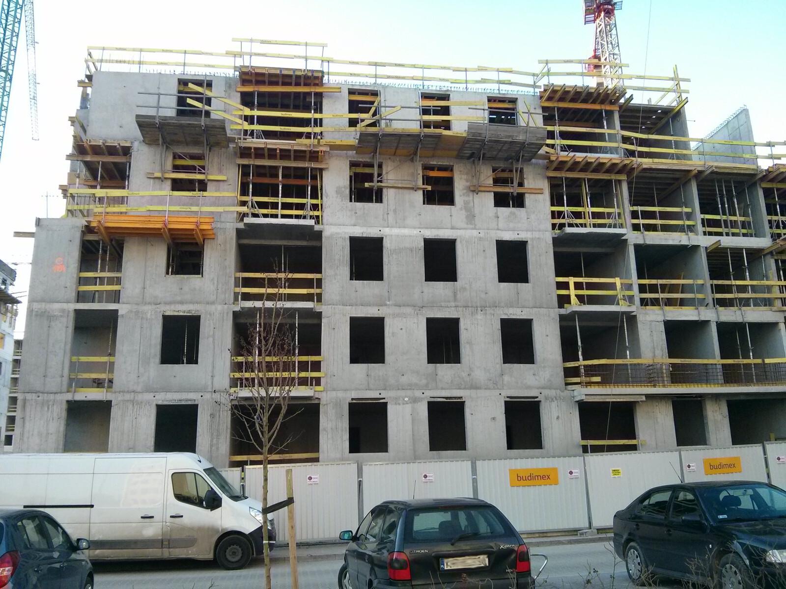 Osiedle Avia 3 w Czyżynach - Budimex stawia nowe mieszkania w Krakowie Czyżynach