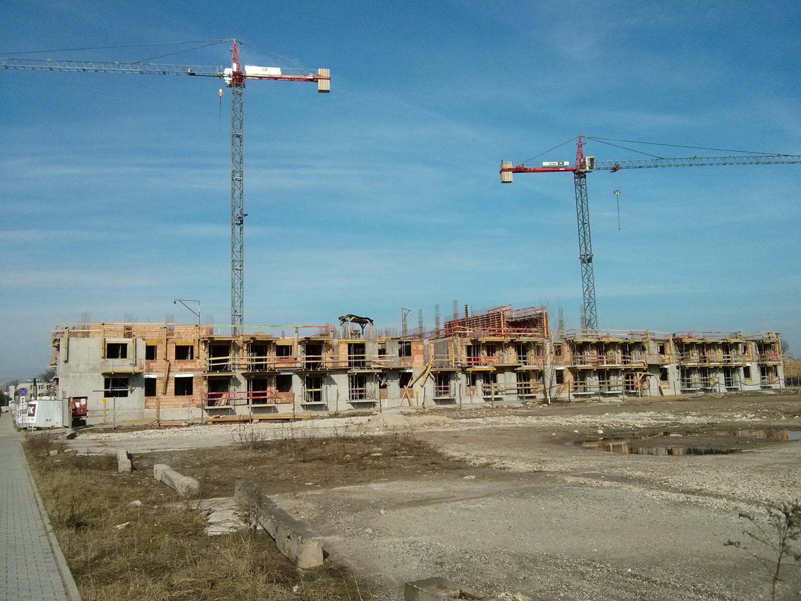 Tanie mieszkania w Krakowie Czyżynach przy ul. Centralnej w Krakowie