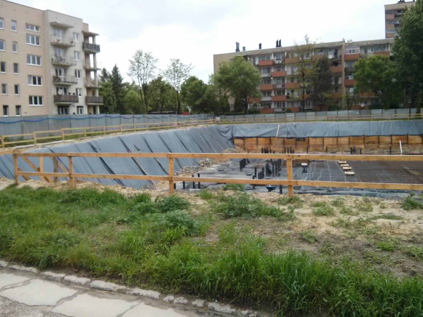 Spółdzielnia mieszkaniowa Czyżyny buduje nowe mieszkania w Krakowie