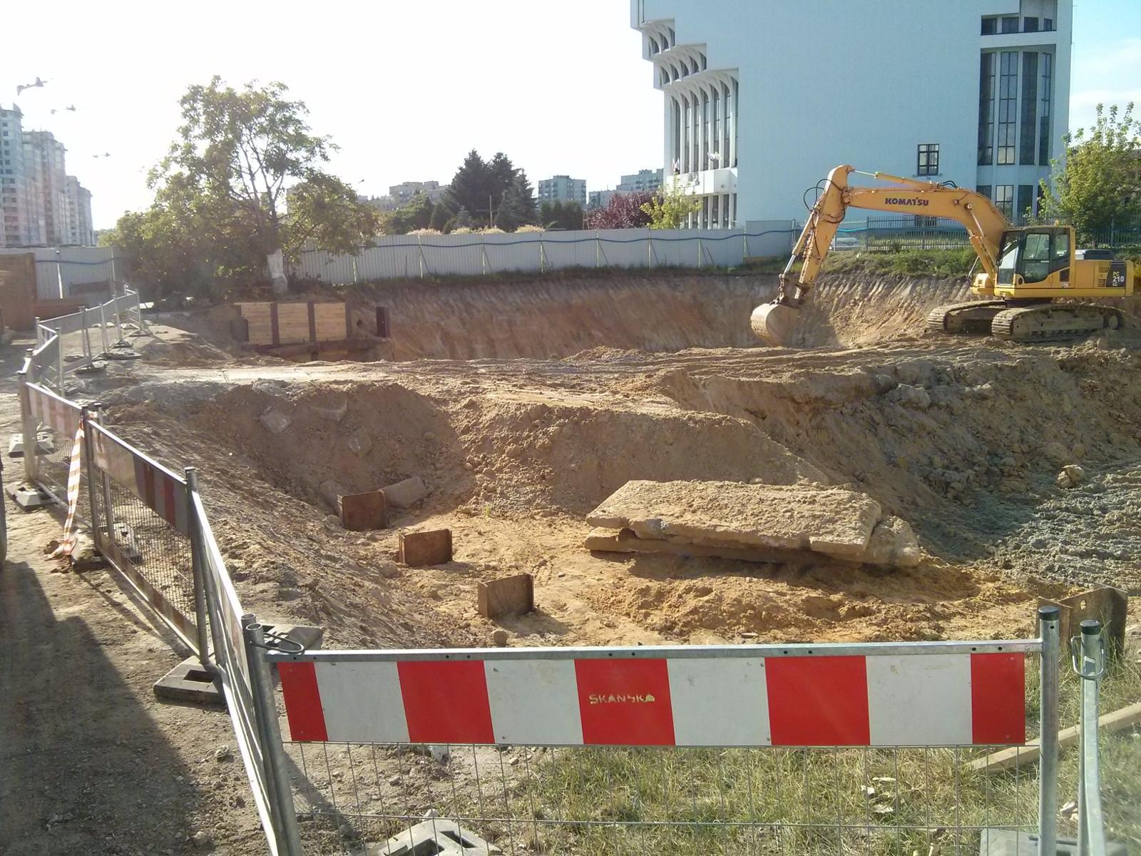 Mieszkania w Krakowie przy pasie startowym od Jasna Invest - budowa inwestycji