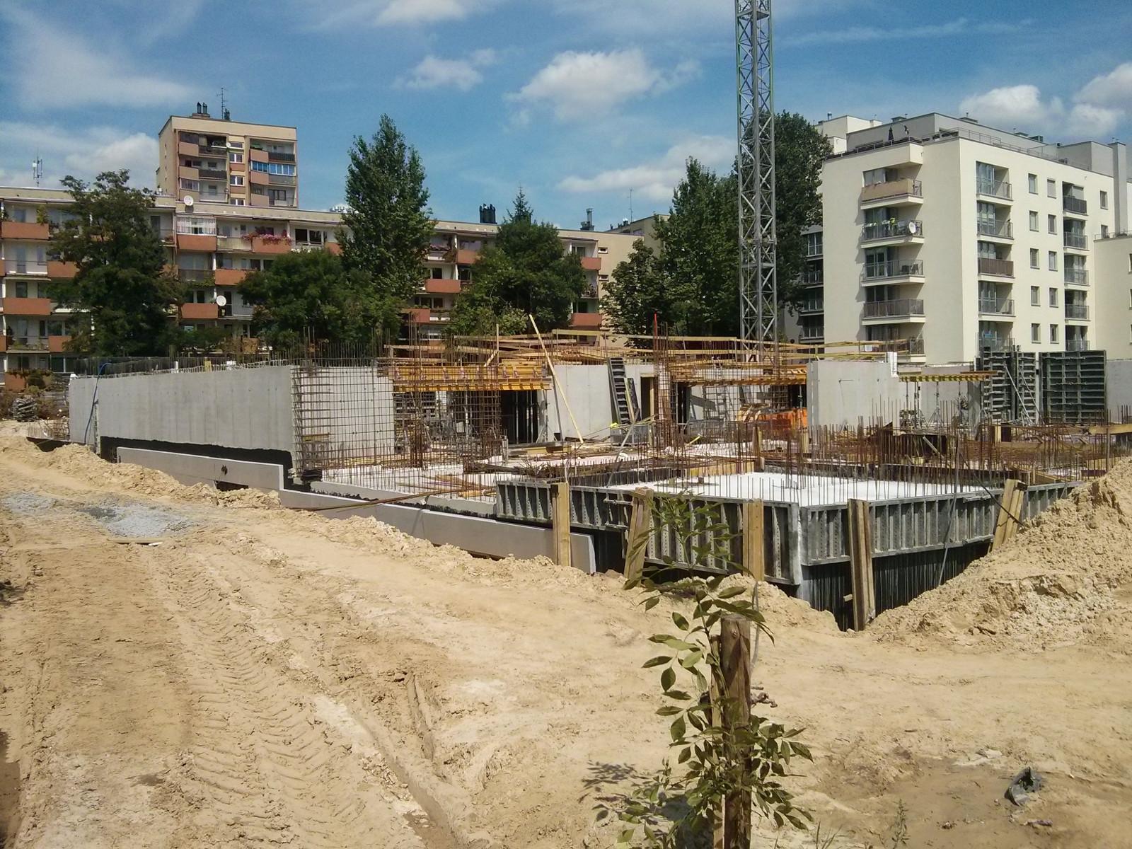Nowe mieszkania w Czyżynach przy ul. Hynka od SM Czyżyny