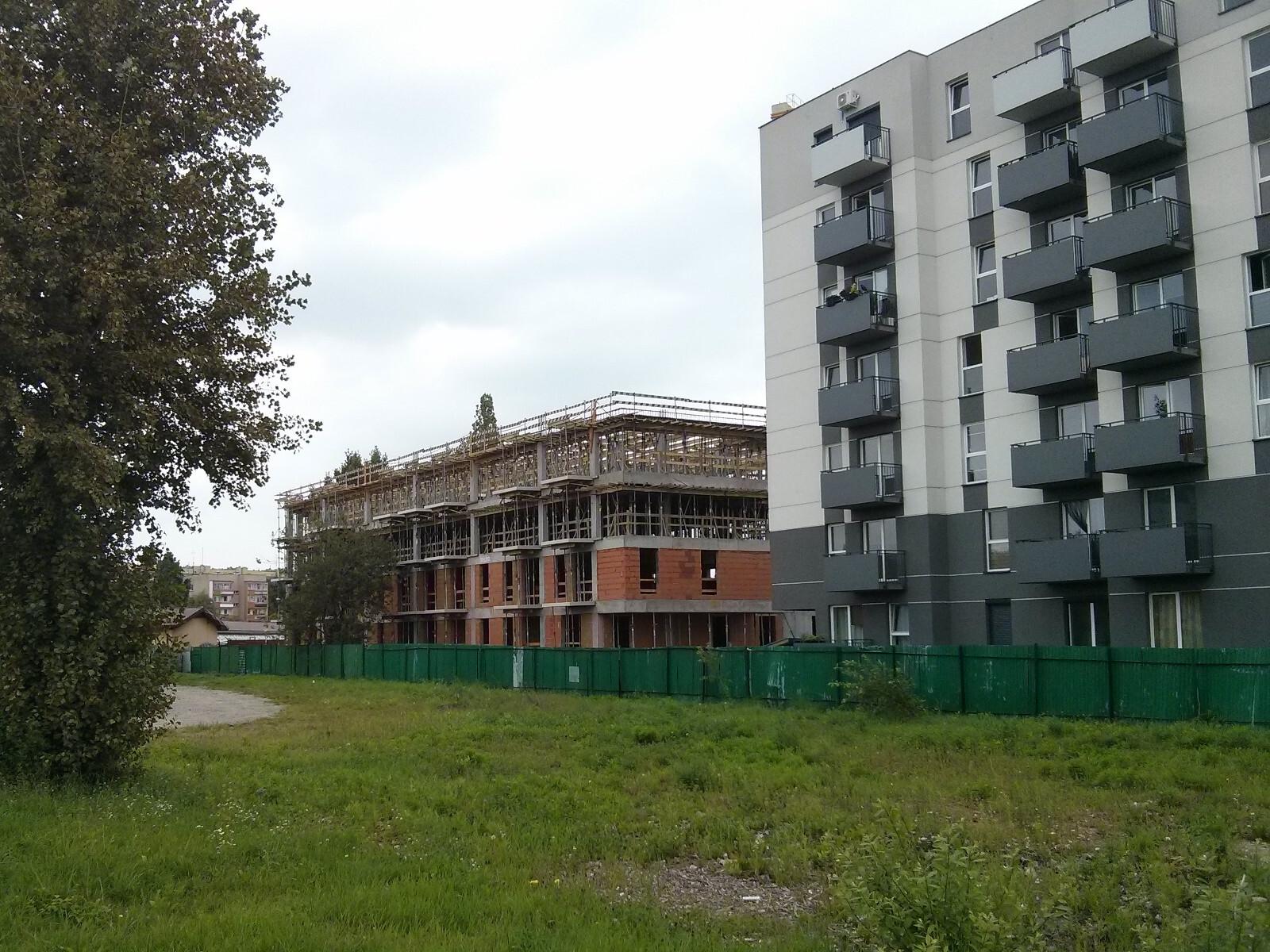Osiedle Murapol Bieńczycka w Krakowie - I i II etap inwestycji